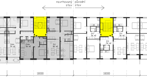 row house plans with dimensions 28 images row house